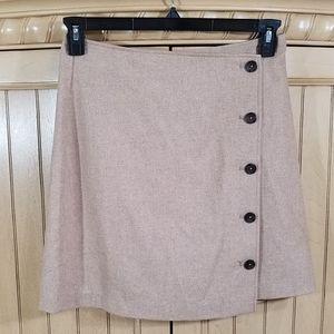 Banana Republic Wool Blend Skirt, sz 4